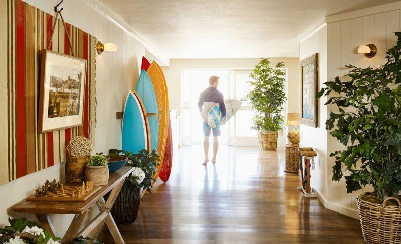 サーフィンのあるライフスタイル