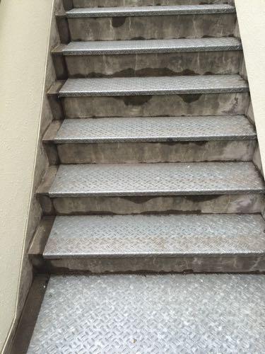 しまこうはんの階段