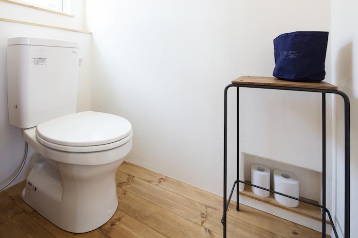 トイレの配置