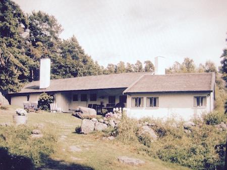 平屋の家の写真