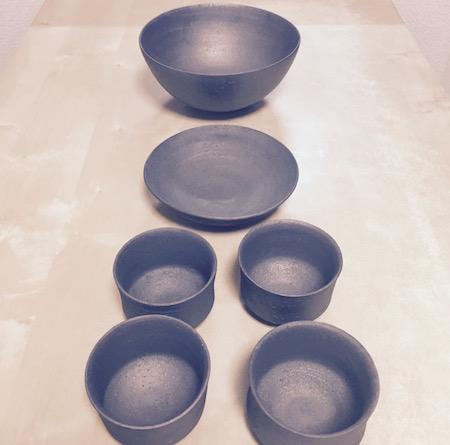 陶器の写真