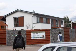 ドイツ住宅の外観