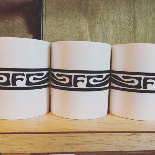 エフリッジオリジナルマグカップ