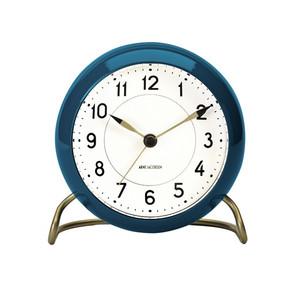 青枠の時計