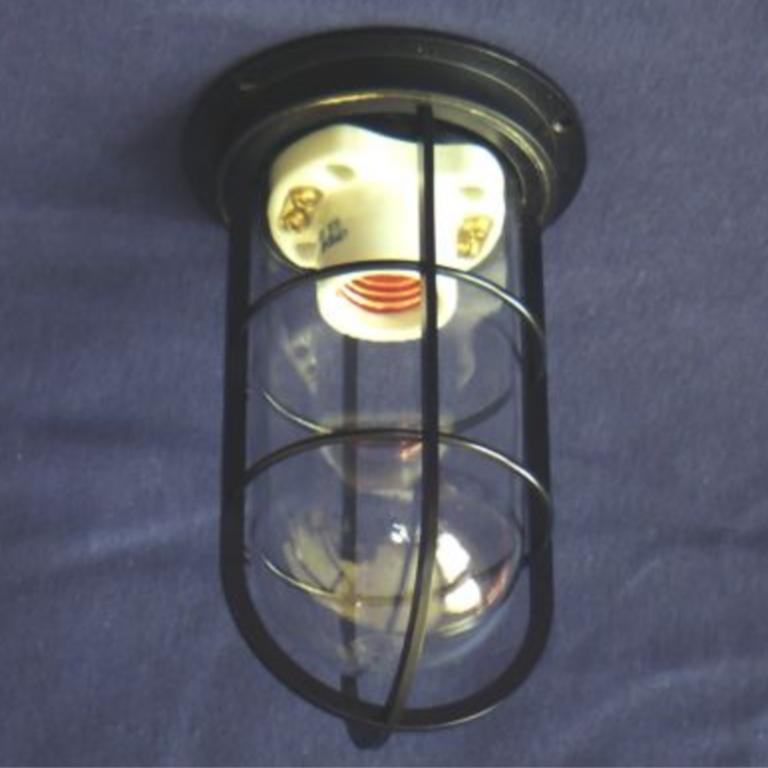 アームなしタイプの船舶系の玄関照明