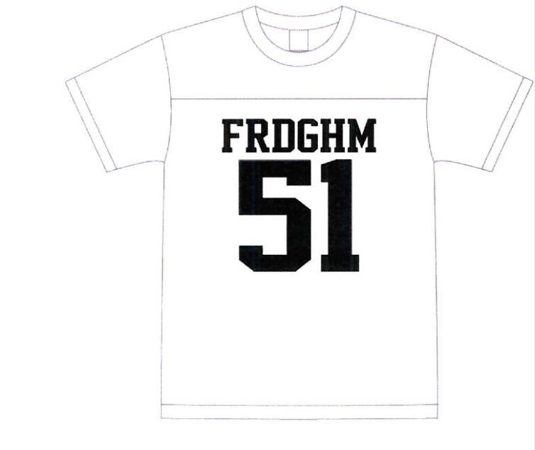 エフリッジホームTシャツ