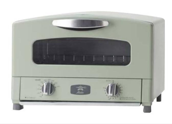 キッチンに1台欲しいアラジンのトースター