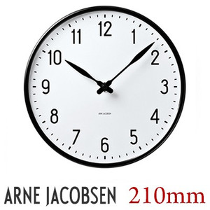 黒枠の時計